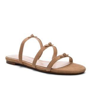 RAYE Tan Sandal